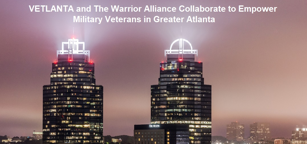Atlanta, GA, King and Queen building, Warrior Alliance, VetLanta